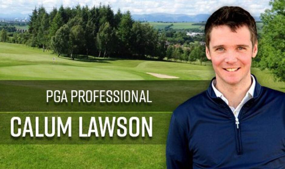 PGA Professional Calum Lawson